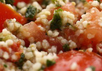 Tomaten Couscous