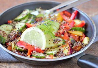 quinoa pfanne Kopie